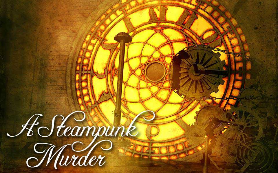 A Steampunk Murder Mystery Party