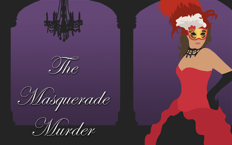 The Masquerade Murder Mystery Party Game