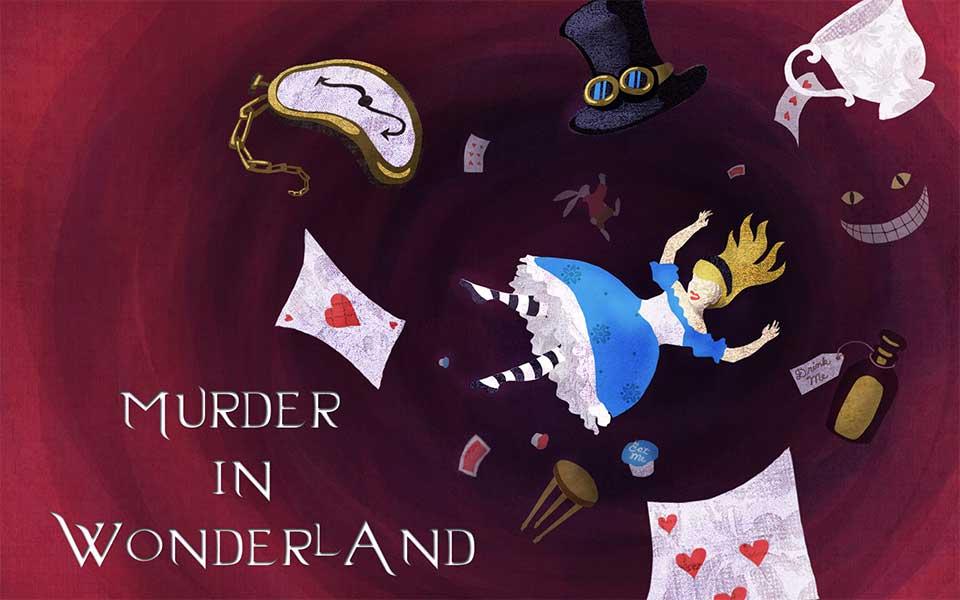 Murder in Wonderland Mystery