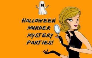 Halloween Murder Mystery Parties