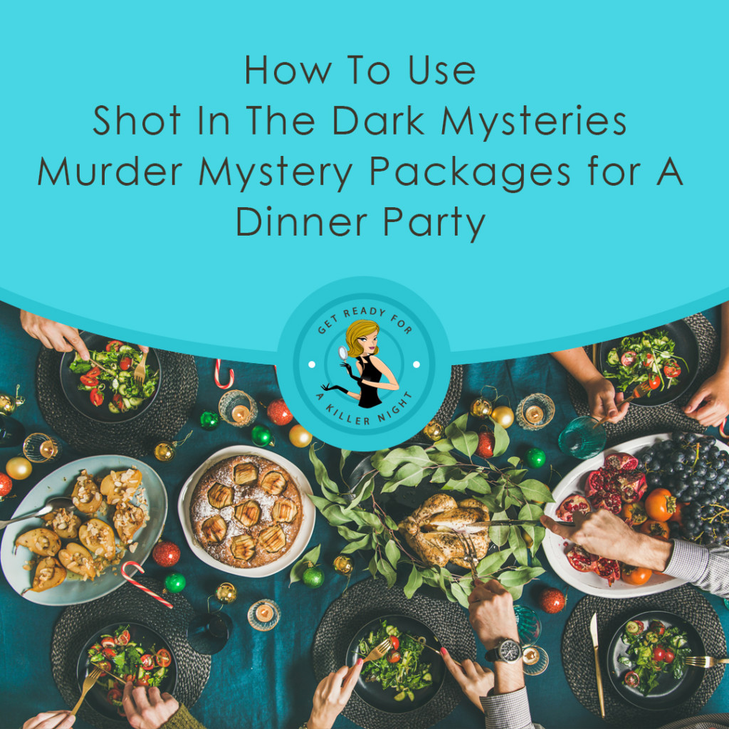 dinner party murder mystery game
