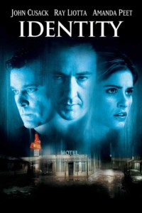 Identity Movie Cover Poster
