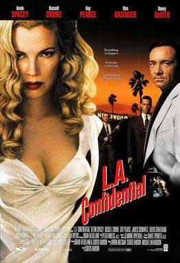 LA Confidential Movie Poster