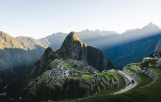 Flights to Peru for OmLuxe Manifestation in Machu Picchu