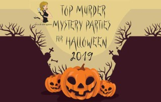 Best Halloween Murder Mystery Party Games
