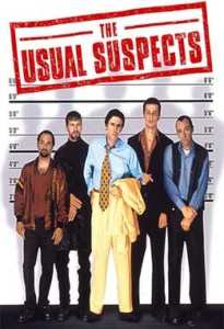 The Usual Suspects Movie Poster