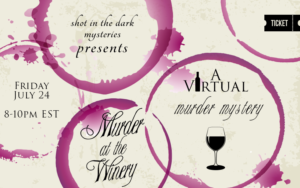 Shot In The Dark Mysteries Virtual Murder Mystery