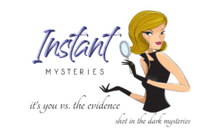 Instant Mysteries It's You Verses The Evidence