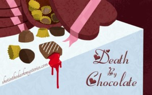 Death By Chocolate, Murder Mystery Game