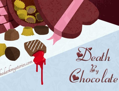 Death By Chocolate Murder Mystery Party Game