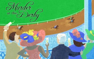 Murder at the Derby, Murder Mystery Game