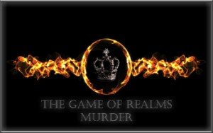 The Game of Realms Murder, Murder Mystery Game