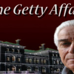 The Getty Affair, Murder Mystery Game