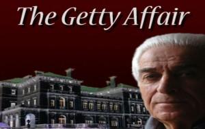 The Getty Affair, Murder Mystery Game