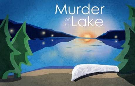 Murder on the Lake, Murder Mystery Game