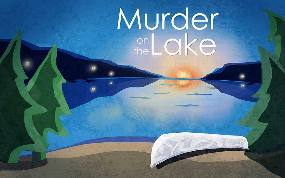 Murder on the Lake, Murder Mystery Game