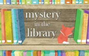 Mystery at the Library, theft Mystery Game