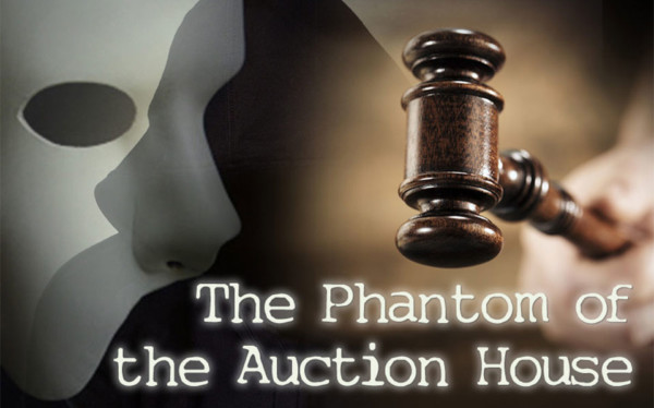 The Phantom of the Auction House, Murder Mystery Game