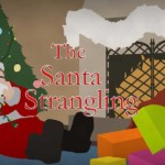 The Santa Strangling, Murder Mystery Game