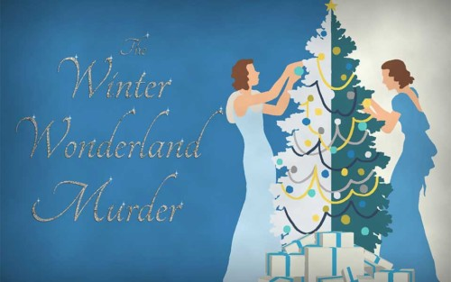 The Winter Wonderland Murder Mystery Party Game