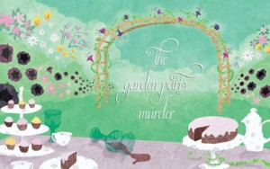 The Garden Party Murder, Murder Mystery Game