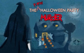 The Halloween Party Murder, Murder Mystery Game