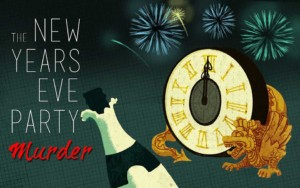 The New Years Eve Party Murder, Murder Mystery Game