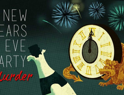 The New Years Eve Murder Mystery Party