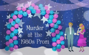 Murder at the Prom, Murder Mystery Game