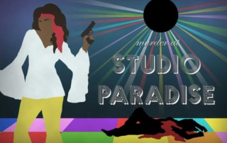 Murder at Studio Paradise, Murder Mystery Game