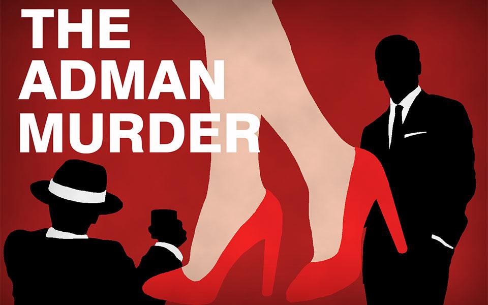 The Adman Murder, Murder Mystery Game