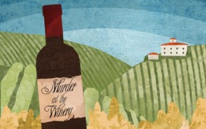 Murder at the Winery, Murder Mystery Game
