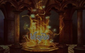 Wizards, Theft Mystery Game