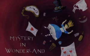 Mystery in Wonderland, Theft Mystery Game